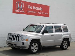 Used 2010 Jeep Patriot SPORT, NORTH EDITION, 4WD for sale in Edmonton, AB