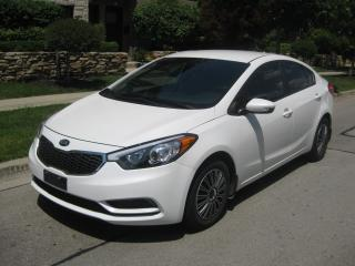 Used 2016 Kia Forte LX, CERTIFIED, NO ACCIDENTS, BLUETOOTH, VERY CLEAN for sale in Toronto, ON