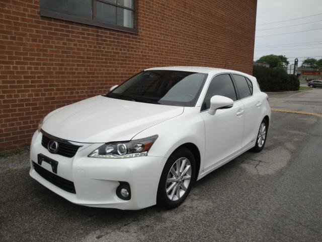 2012 Lexus CT 200h Hybrid/NO ACCIDENT/ SAFETY AND WARRANTY INCLUDED