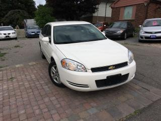 Used 2006 Chevrolet Impala LS V6 4 door sedan for sale in Bradford, ON