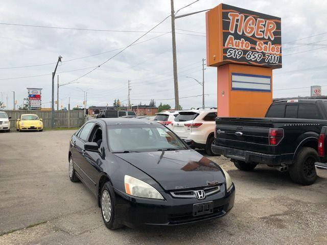 2003 Honda Accord DX**ONLY 136 KMS**AUTO**AS IS SPECIAL