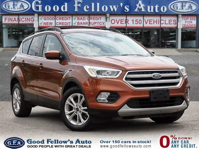 2017 Ford Escape SE MODEL, REARVIEW CAMERA, HEATED SEATS, 4WD
