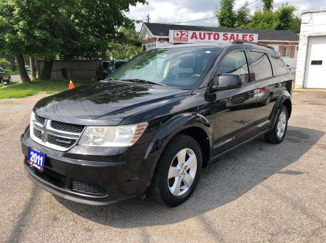 2011 Dodge Journey Canada Value Pkg/Accident Free/Comes Certified