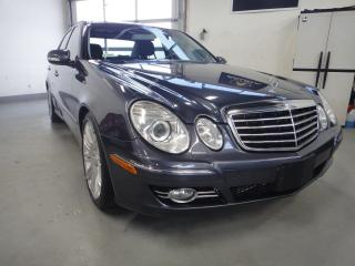 Used 2008 Mercedes-Benz E-Class NAVI,4 MATIC,NO ACCIDENT E-550 for sale in North York, ON