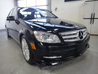 Used 2011 Mercedes-Benz C-Class C 250,4 MATIC,ONE OWNER,SERVICE RECORDS for sale in North York, ON