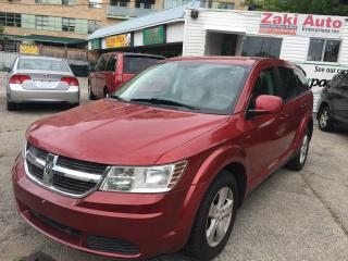 Used 2009 Dodge Journey SXT/7Passengers/Safety Certification Included Pric for sale in Toronto, ON