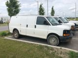 Photo of White 2008 Chevrolet Express