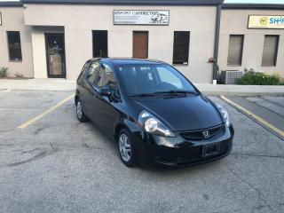 Used 2008 Honda Fit LX for sale in Burlington, ON