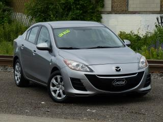 Used 2010 Mazda MAZDA3 FULLY AUTOMATIC, SCRATCH-LESS, SHOWROOM CONDITION for sale in Mississauga, ON