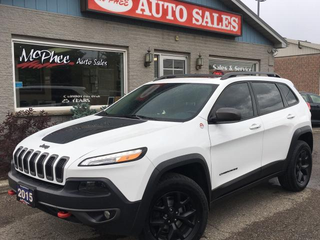 2015 Jeep Cherokee Trail Hawk