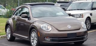 Used 2014 Volkswagen Beetle HIGHLINE for sale in Mississauga, ON