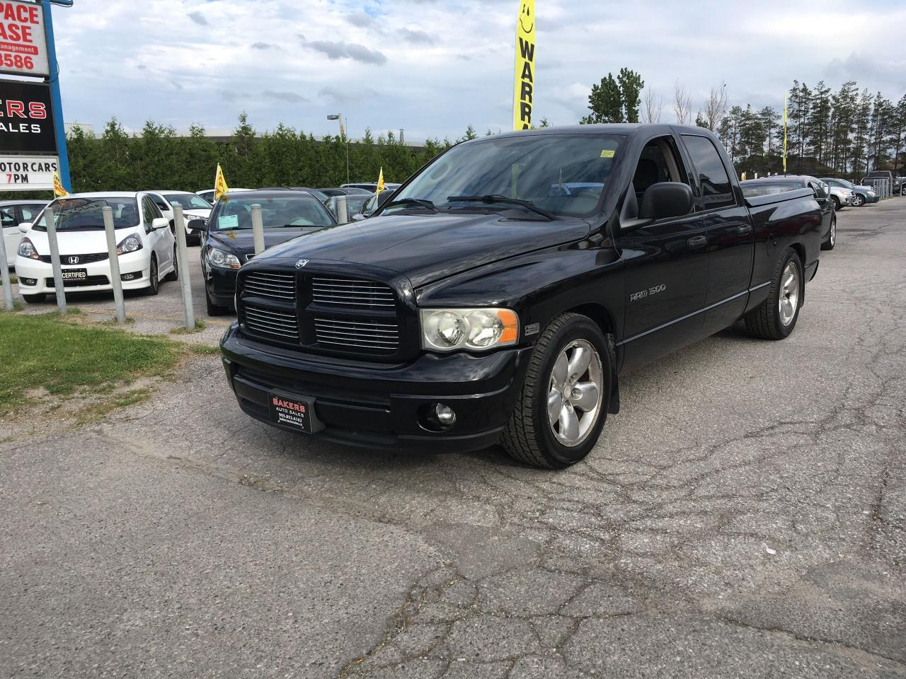 Used 2003 Dodge Ram 1500 SLT for Sale in Newmarket, Ontario