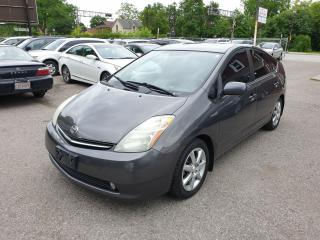 Used 2008 Toyota Prius Base for sale in Brampton, ON