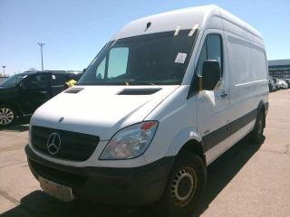 Used 2012 Mercedes-Benz Sprinter CARGO for sale in Markham, ON