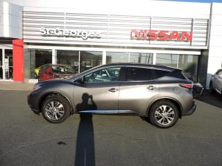 Used 2016 Nissan Murano Traction intégrale 4 portes SV for sale in St-Georges, QC