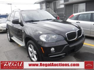 Used 2008 BMW X5 4D Utility 3.0SI AWD for sale in Calgary, AB