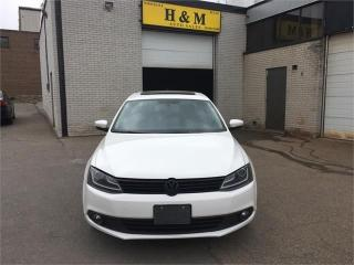 Used 2011 Volkswagen Jetta Sportline for sale in North York, ON
