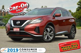 Used 2019 Nissan Murano SV AWD NAV PANO ROOF REAR CAM HTD SEATS LOADED for sale in Ottawa, ON