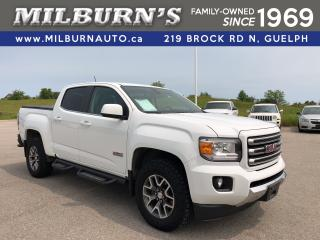 Used 2017 GMC Canyon 4WD SLE 4X4 for sale in Guelph, ON