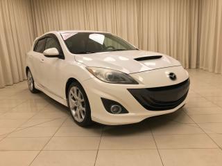 Used 2010 Mazda MAZDA3 MAZDASPEED3 for sale in Calgary, AB