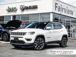 New 2019 Jeep Compass LIMITED for sale in Burlington, ON