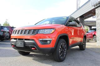 Used 2019 Jeep Compass Trailhawk for sale in Bracebridge, ON