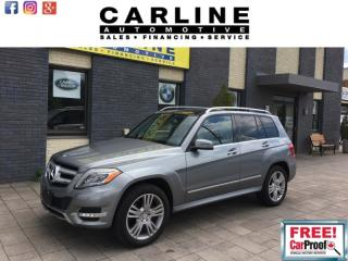 Used 2013 Mercedes-Benz GLK-Class 4MATIC 4dr GLK250 BlueTec for sale in Nobleton, ON