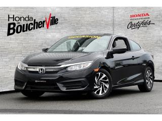 Used 2016 Honda Civic Lx Gar for sale in Boucherville, QC
