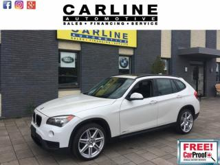 Used 2013 BMW X1 AWD 4dr 28i for sale in Nobleton, ON