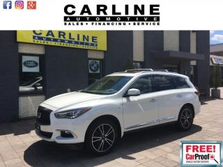 Used 2016 Infiniti QX60 AWD 4dr for sale in Nobleton, ON