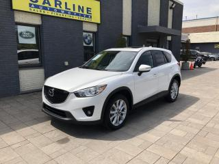 Used 2015 Mazda CX-5 AWD 4dr Auto GT for sale in Nobleton, ON