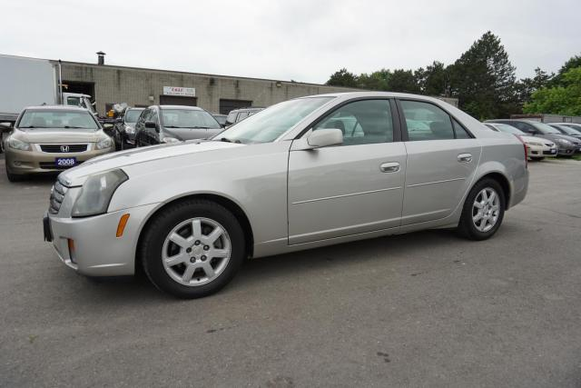 2005 Cadillac CTS 3.6L SEDAN AUTO CERTIFIED 2YR WARRANTY *14 SERVICE RECORDS* HEATED POWER SEATS 2005 Cadillac CTS 3.6L SEDAN AUTO CERTIFIED 2YR WARRANTY *14 SERVICE RECORDS* HEATED POWER SEATS