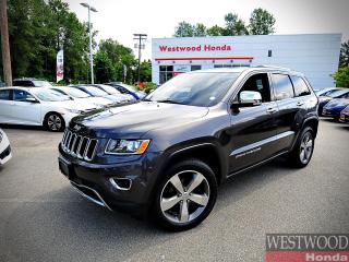 Used 2015 Jeep Grand Cherokee Limited - 4WD for sale in Port Moody, BC