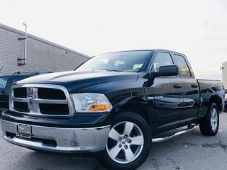 Used 2010 Dodge Ram 1500 |HEMI|4WD|QUAD CAB|ALLOYS & MUCH MORE!! for sale in Brampton, ON