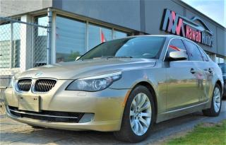 Used 2008 BMW 5 Series |535i|BEIGE LEATHER INTERIOR for sale in Brampton, ON