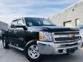 Used 2012 Chevrolet Silverado 1500 |AUTO|4X4|ALLOYS|6 PASSENGER & MUCH MORE! for sale in Brampton, ON