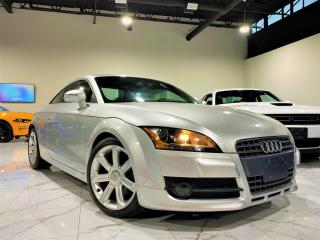 Used 2008 Audi TT LEATHER SD CARD READER SPOILER HEATED SEATS for sale in Brampton, ON