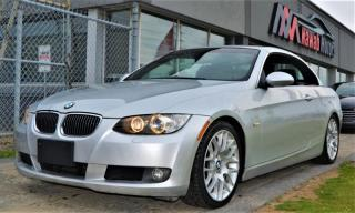 Used 2008 BMW 328i |CABRIOLET|LEATHER|PUSH START|AUX for sale in Brampton, ON