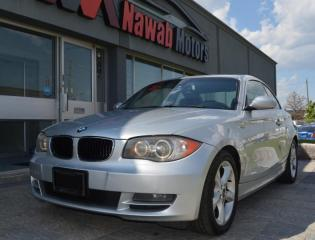 Used 2008 BMW 1 Series 128i|COUPE|LEATHER for sale in Brampton, ON