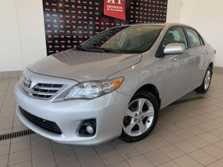 Used 2013 Toyota Corolla Le, Bas Kilo Ceritié for sale in Terrebonne, QC