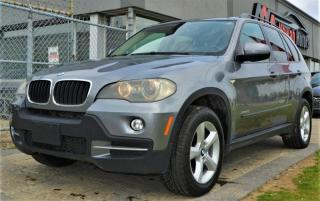 Used 2009 BMW X5 30i xDrive|LEATHER|SUNROOF for sale in Brampton, ON