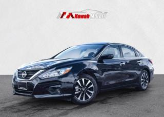 Used 2018 Nissan Altima |PUSH START|HEATED SEATS|SUNROOF|LEATHER for sale in Brampton, ON