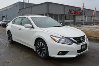 Used 2018 Nissan Altima PUSH START|HEATED SEATS|AUX|SUNROOF for sale in Brampton, ON