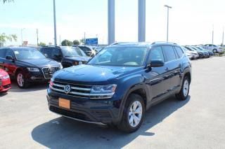 Used 2018 Volkswagen Atlas 3.6 FSI Trendline for sale in Whitby, ON