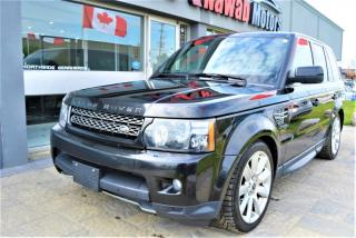 Used 2012 Land Rover Range Rover Sport |SUPERCHARGED|NAVI|SUNROOF|BACK CAM|HARMAN KARDON| for sale in Brampton, ON