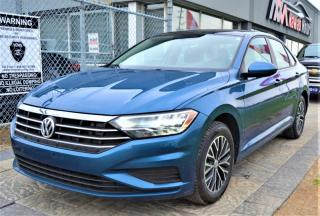 Used 2019 Volkswagen Jetta  PUSH START HEATED SEATS SUNROOF APPLE CARPLAY for sale in Brampton, ON