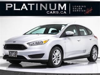 Used 2015 Ford Focus SE, 4-DOOR, MANUAL, HATCHBACK, Clean Carproof for sale in Toronto, ON