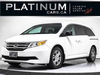 Used 2011 Honda Odyssey EX, 7 PASSENGER, CAMERA, Heated SEATS, Bluetooth for sale in Toronto, ON