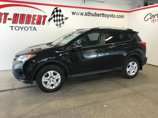 Used 2014 Toyota RAV4 Le Awd, Caméra De for sale in St-Hubert, QC