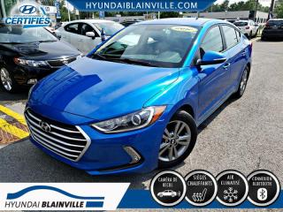 Used 2017 Hyundai Elantra GL BLUETOOTH,APPLE for sale in Blainville, QC